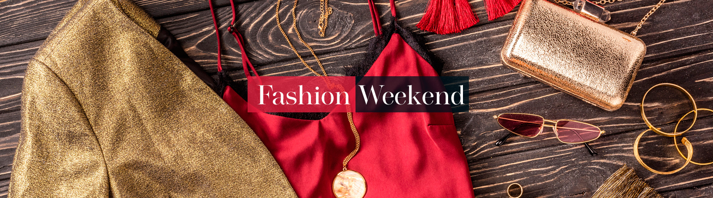 FASHION WEEKENDS В СТОКМАНН